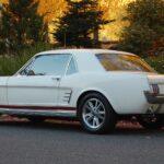Brad Albin 66 Mustang