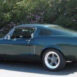 Craig Maynard 68 Mustang