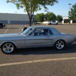 Dennis Glover 66 Mustang