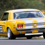 Dennis W. 68 Mustang