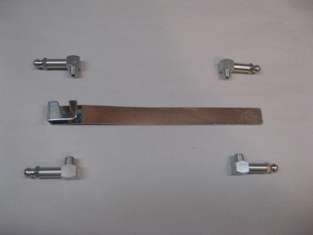 Grease Fitting Extenders : Grease fitting extender kit opentracker racing products