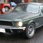 John Gorddon 68 Mustang