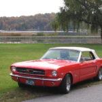 Ken Ashbrook 65 Mustang