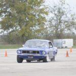 Lance Howlett 68 Mustang