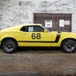 Rob G. 70 Mustang