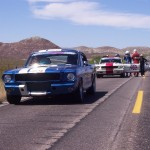 Todd Landon 66 Mustang