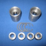 Lower Control Arm Bearing Kit (1965-1973)