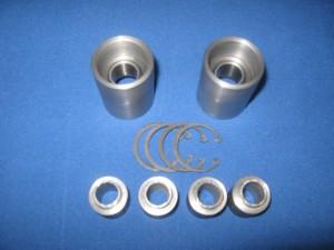 Lower Control Arm Bearing Kit (1965-1973)