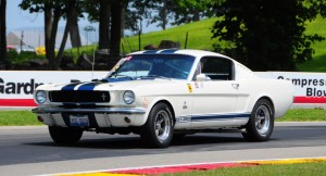 Tremulis 66' Mustang at Road America