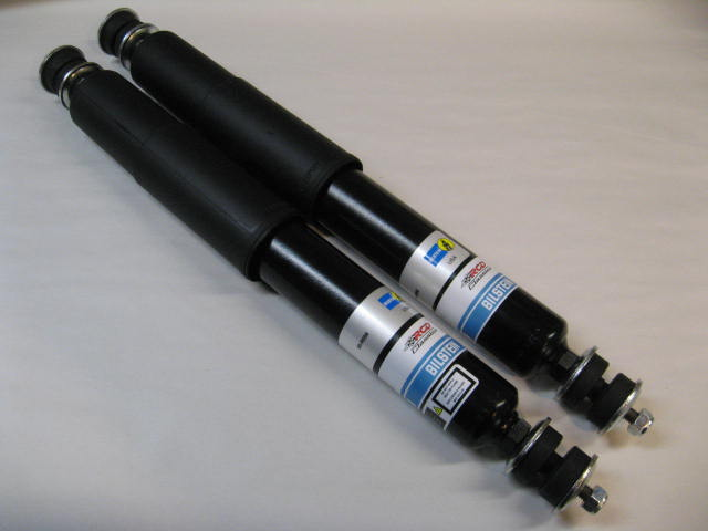 Monroe Matic Plus Shocks Front /& Rear ford Mustang 1965-1970