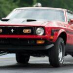 Lane Carey 71 Mustang