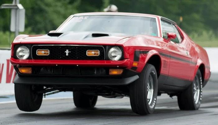 Land Carey 71 Mustang