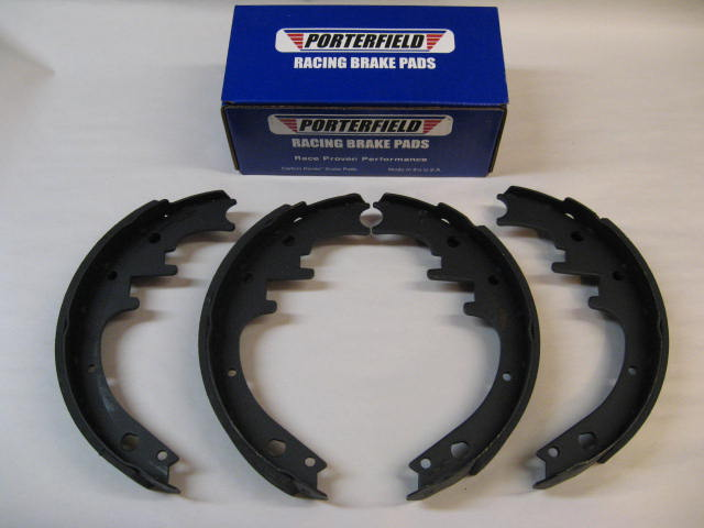 Porterfield R4 Racing Compound Brake Shoes for 10 X 2 1/2