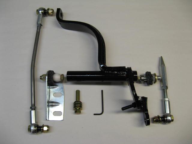 Roller Z-Bar & Clutch Rods - 351W (1967-1970) Mustang